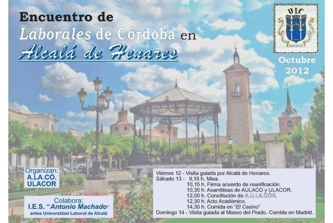 Imagen 1 de Encuentro Alcala de Henares 2012