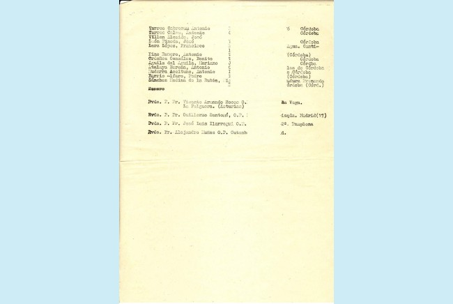 Imagen 5 de ALUMNOS GRAN CAPITAN 1959-1960