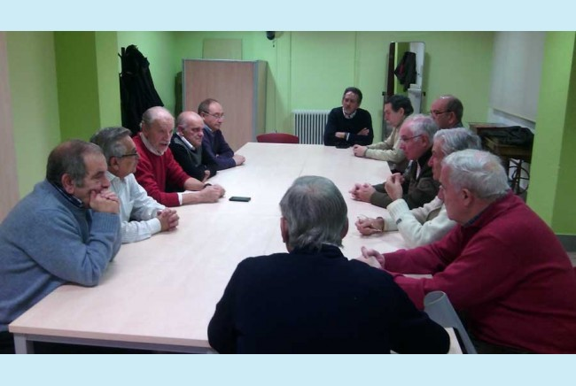 Imagen 1 de Acta Diciembre   2014.  Valladolid